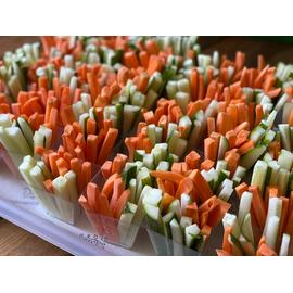 Палочки из овощей 30шт