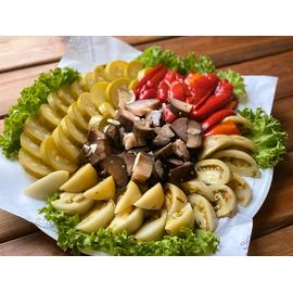 Тарелка Маринованных Овощей 530/1350 гр