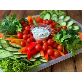 Свежие Овощи Плеттер